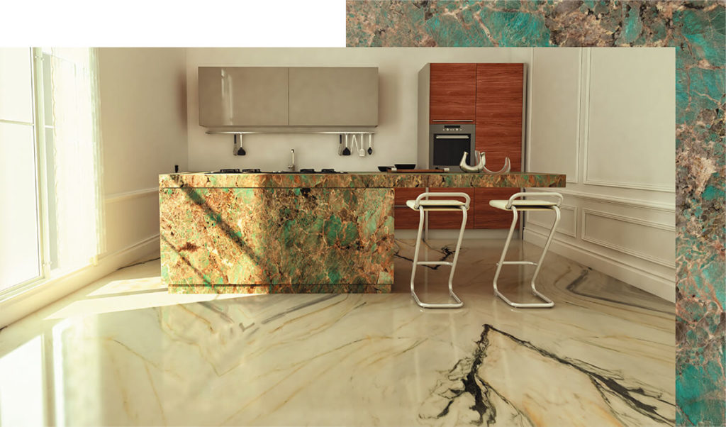 CHOOSING THE RIGHT SLAB FOR YOUR KITCHEN