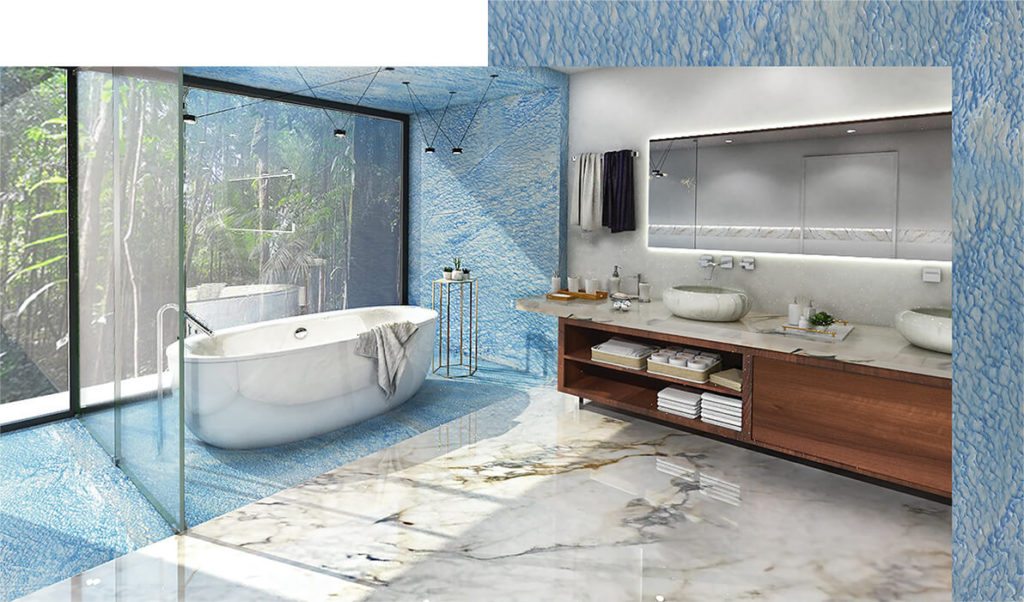 Choosing the right marble for your bathroom