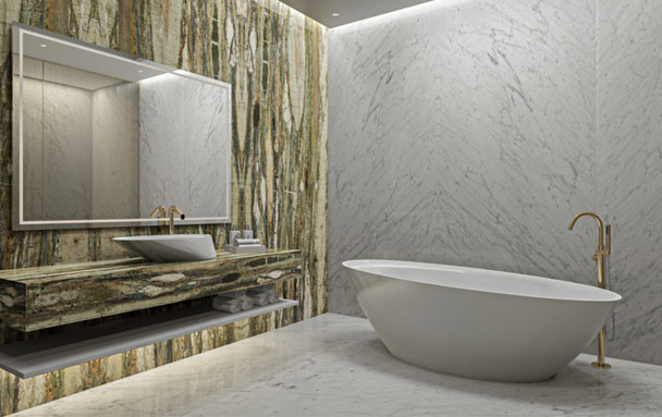 One-of-a-kind tips for selecting the pristine Italian white marble. – The  Quarry Blog