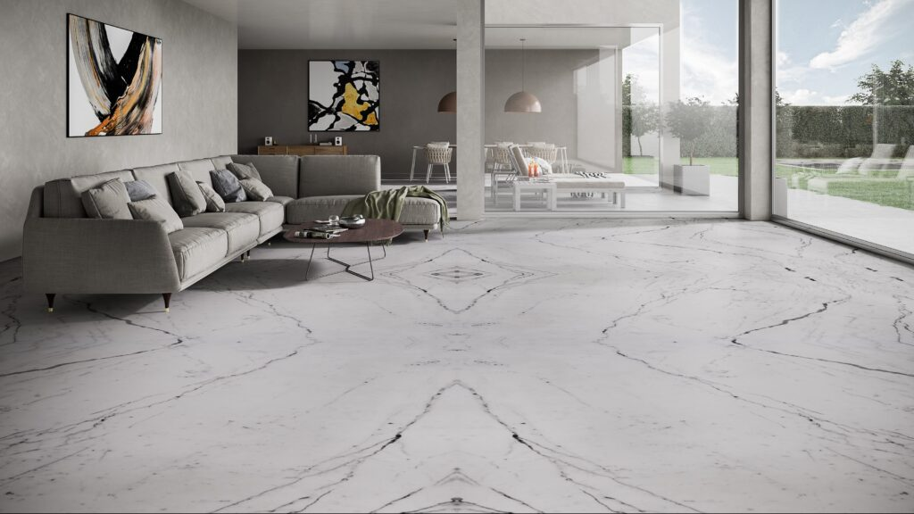 WHY CHOOSE 100% ITALIAN MARBLE FLOORING FOR YOUR HOME?