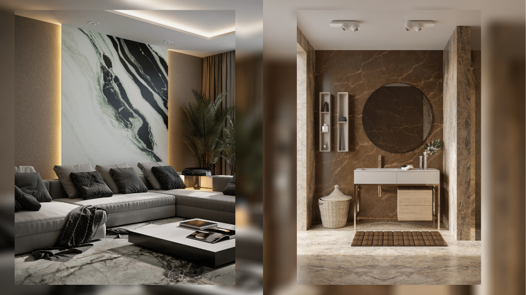 WHY USE NATURAL STONES FOR INTERIOR DESIGN?