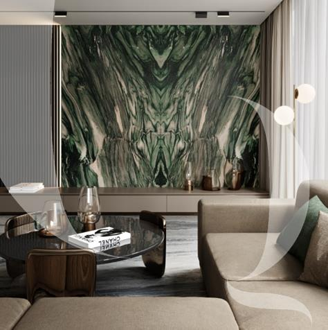 The Quarry Curated Passione Stone Wall Cladding-Best marble supplier in Mumbai