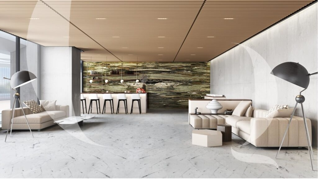 Marble floors forever: How and what to choose.