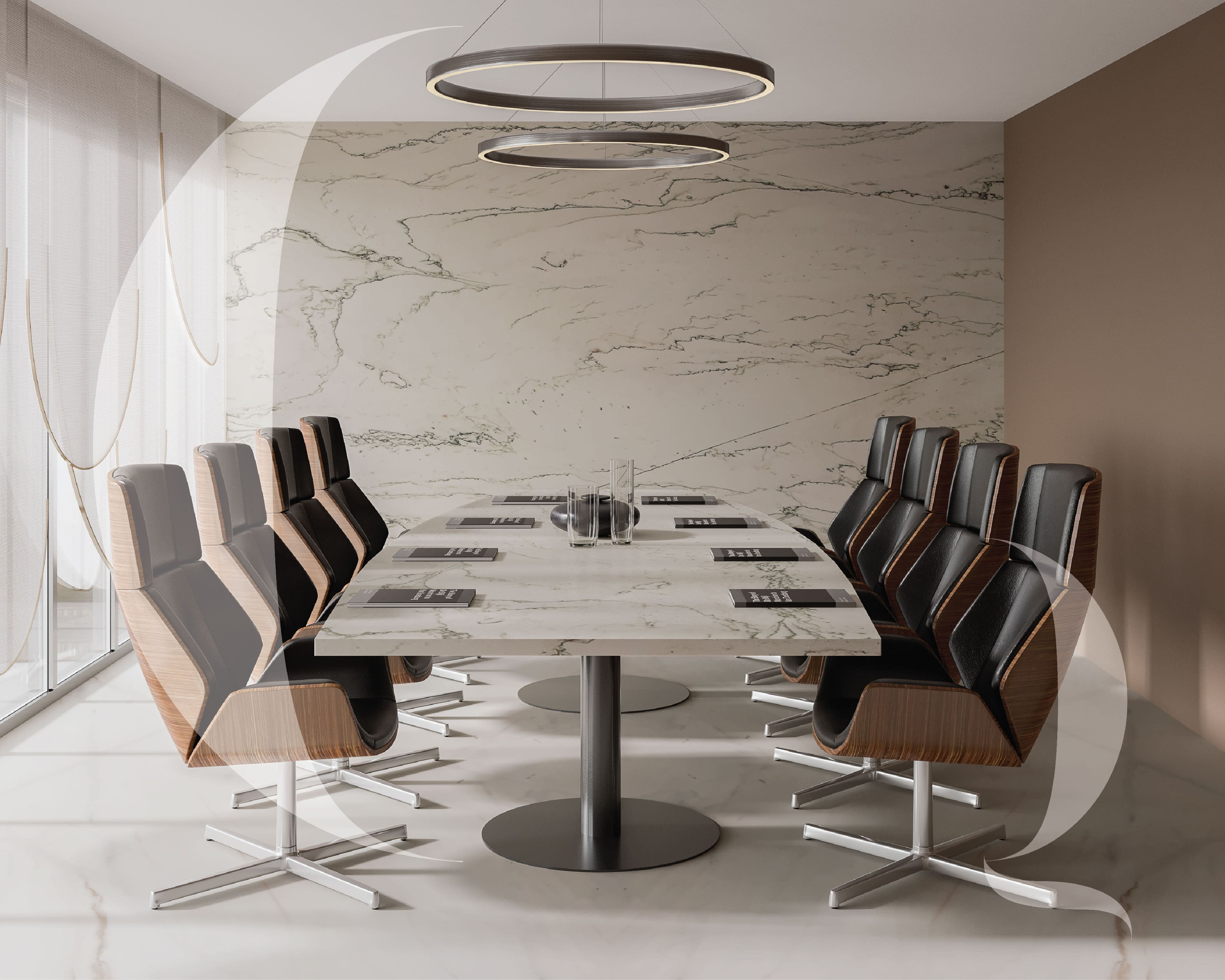 Office interior-best-italian-marble-wall-cladding