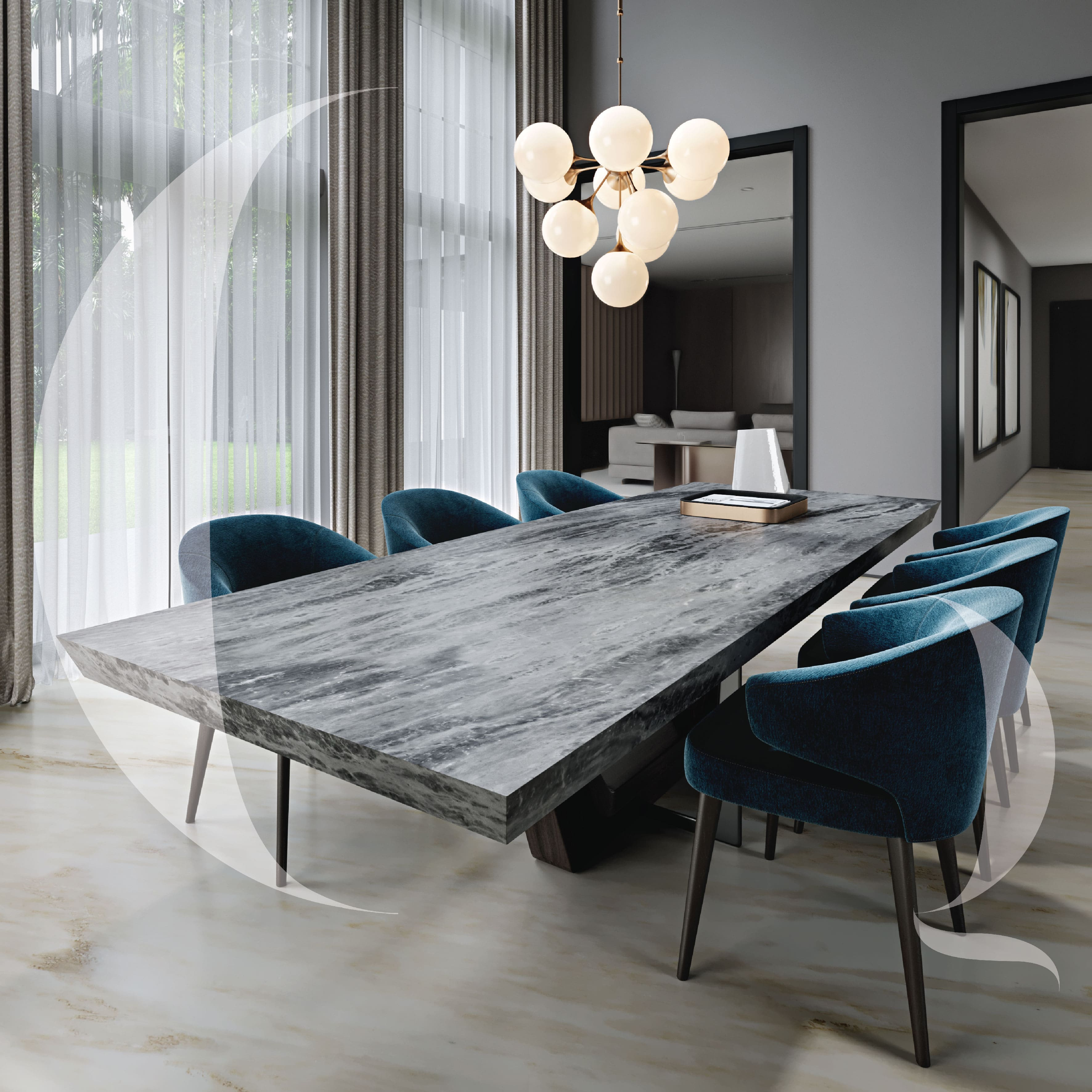 best-marble-table-top-The-Quarry-Gallery-Mumbai-India