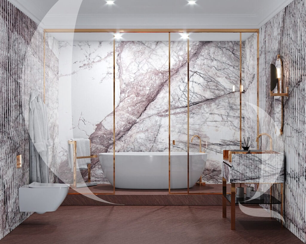 luxurious-bathroom design