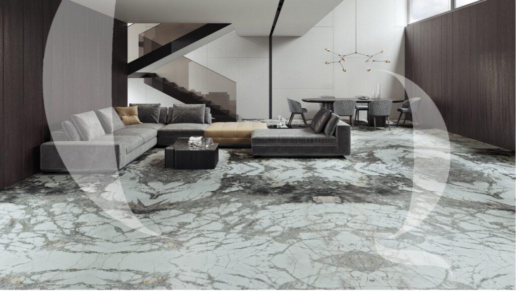 The best of Italian marble for flooring
